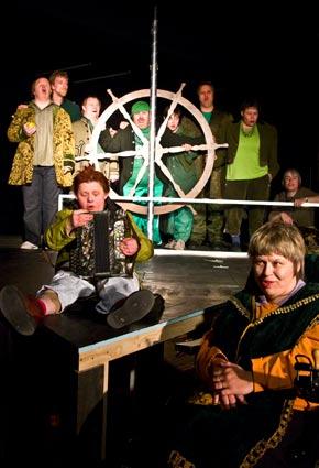 Theater Reutlingen Die Tonne, Der Fliegende Holländer – Eine Legende