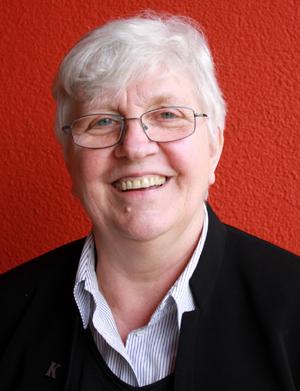 Elisabeth Braun. Foto: Gerhard Schindler