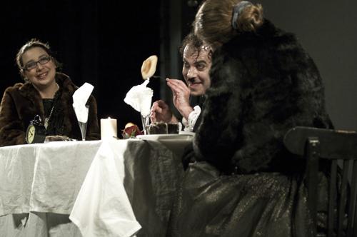 """Welcome Mister Chaplin"", Théâtre Eurydice. Foto: Alex Müller"