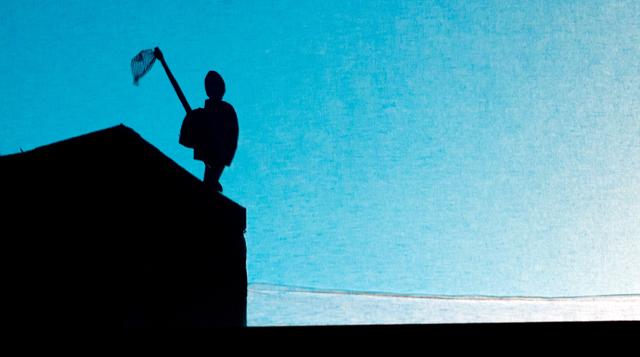 """Mit dem Stück """"Voglio la Luna"""" kommt das Teatro Pirata nach Reutlingen. (Foto: Silvia Romitelli)"""