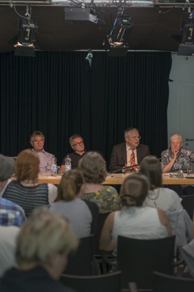 Forum im franz.K. [Foto: Bastian Rittmann]